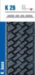 PROTEKTOR MI  K26 215/75 R17,5 Záberové