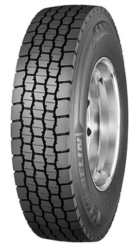 Michelin  X MULTI D 245/70 R19,5 136/134 M Záberové