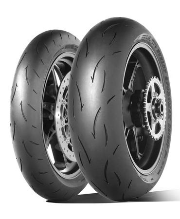 Dunlop  SPORTMAX  GP RACER D212 120/70 R17 58 W