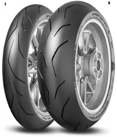 Dunlop  SPORTSMART TT 190/55 R17 75 W