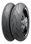 Continental  CONTI ATTACK SUPERMOTO 120/70 R17 58 H