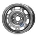 Disk ocel  KFZ  strieborny 6x14 4x100x57 ET38,0