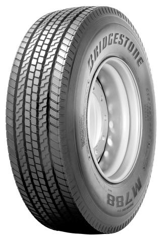 Bridgestone  M788 205/75 R17,5 124/122 M Mestské