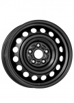 Disk ocel  KFZ  čierny 6,5x16 5x114,3x60 ET50