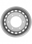 Disk ocel  KFZ  strieborny 5,5x16 6x205x161 ET111