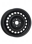 Disk ocel  KFZ  čierny 5,5x15 4x100x56 ET45