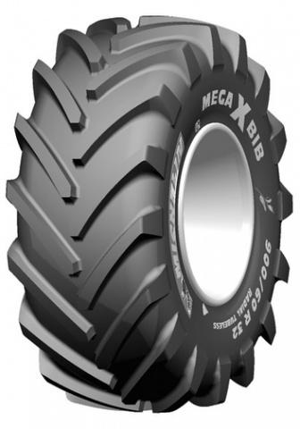 Michelin  MEGAXBIB 620/75 R26 166 A8/B