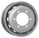 Disk ocel  KFZ  strieborny 6,0x16 6x205x161 ET132