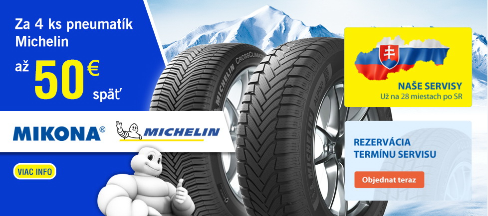 Michelin kupon na naftu