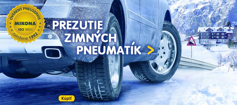 prezutie zimnych pneumatik
