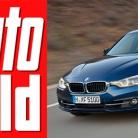 Super test letných pneumatík 2017 BMW 3 serie