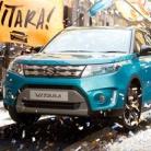 Suzuki Vitara dostalo maximum hviezdičiek za bezpečnosť