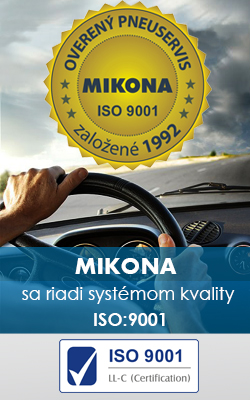 Mikona sa riadi ISO 9001